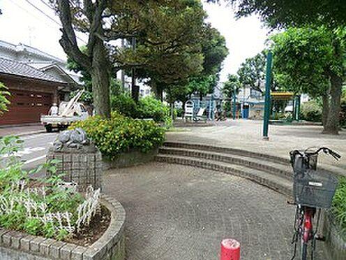 アパート-中野区鷺宮5丁目 上ノ台児童遊園
