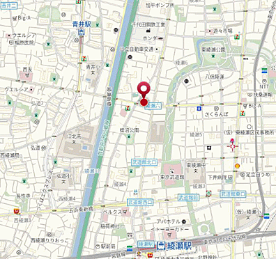 中古マンション-足立区綾瀬6丁目 その他