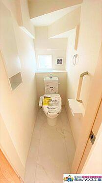 戸建賃貸-福島市北沢又字東谷地西 トイレ