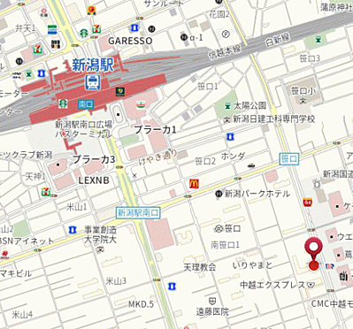 区分マンション-新潟市中央区南笹口1丁目 その他