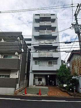 区分マンション-大阪市生野区生野西4丁目 スッキリとした外観