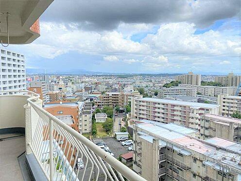 中古マンション-名古屋市千種区星ケ丘2丁目 最上階につき眺望良好です。