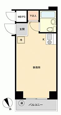 マンション(建物一部)-横浜市中区本牧町 間取り
