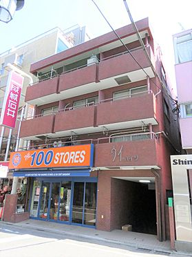 マンション(建物一部)-渋谷区富ヶ谷1丁目 外観