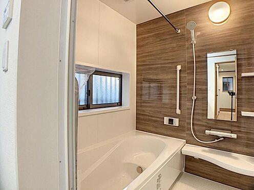 新築一戸建て-名古屋市天白区野並1丁目 1日の疲れを癒す浴室でゆったりリフレッシュ♪