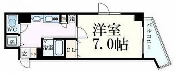 マンション(建物一部)-神戸市中央区中町通3丁目 間取り