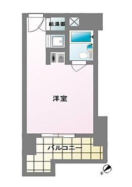 マンション(建物一部)-大阪市東淀川区東中島4丁目 間取り