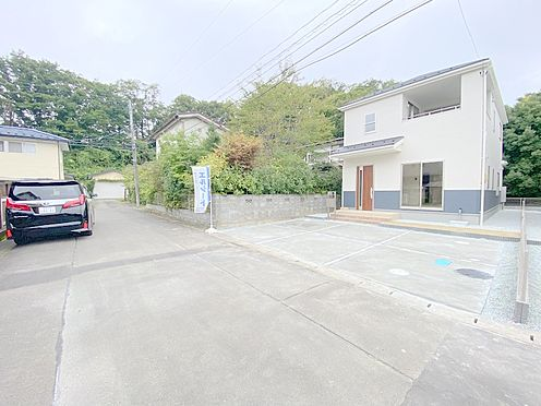 新築一戸建て-仙台市泉区将監13丁目 外観