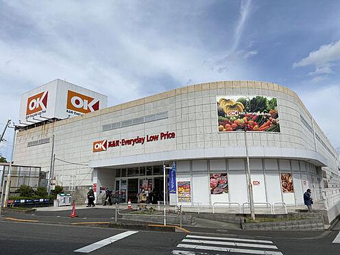 戸建賃貸-八王子市鹿島 OKストア 多摩大塚店(868m)