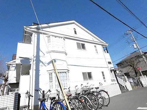 アパート-春日部市大枝 外観