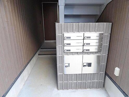アパート-さいたま市浦和区領家3丁目 宅配BOXとポスト