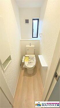 戸建賃貸-柴田郡柴田町船岡東2丁目 トイレ