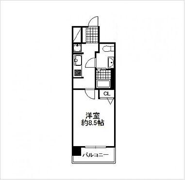 マンション(建物一部)-神戸市中央区二宮町4丁目 間取り