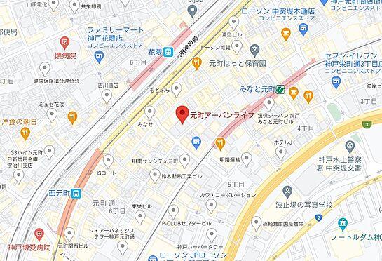 マンション(建物一部)-神戸市中央区元町通5丁目 その他