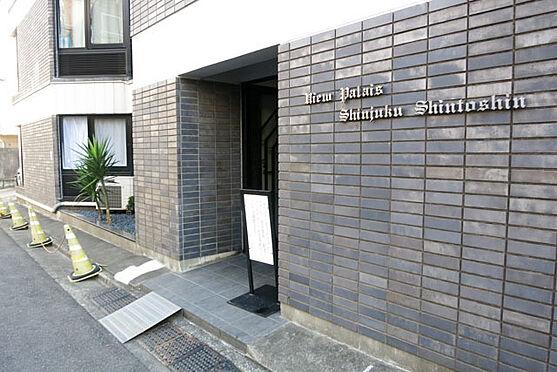 中古マンション-渋谷区本町5丁目 エントランス