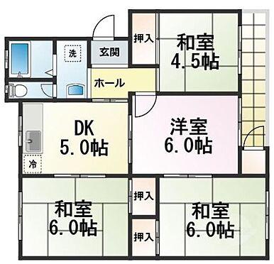 マンション(建物一部)-神戸市須磨区高倉台3丁目 間取り