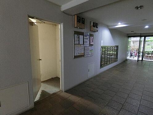 店舗事務所(建物一部)-台東区千束4丁目 道路側入り口のほか、裏口がございます。従業員の出入りに便利です。