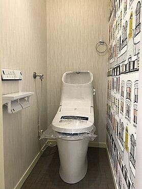 アパート-仙台市太白区長町7丁目 102号室トイレ