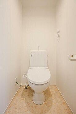 一棟マンション-新宿区新宿5丁目 トイレ