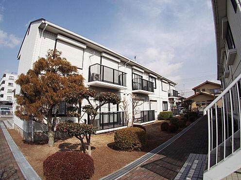 アパート-水戸市姫子1丁目 B棟外観