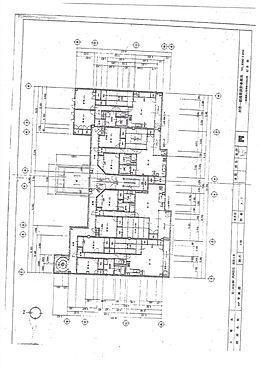 マンション(建物全部)-奈良市三条大路1丁目 2F平面図(3LDK 95平米が2室 84平米が2室)