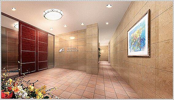 マンション(建物一部)-神戸市中央区八雲通6丁目 エントランス