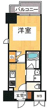 マンション(建物一部)-大阪市大正区三軒家西3丁目 3点セパレートで清潔感あり。室内に洗濯機置場もあるから便利。