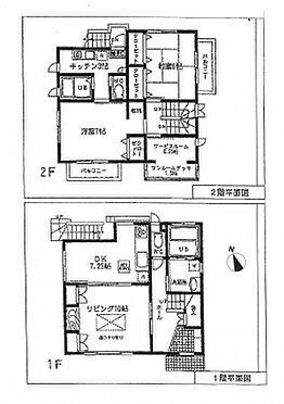 建物全部その他-横浜市南区永田台 間取り