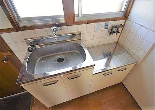 アパート-堺市堺区賑町2丁 キッチン