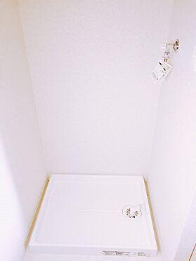 マンション(建物一部)-横浜市栄区鍛冶ケ谷2丁目 洗濯機置場