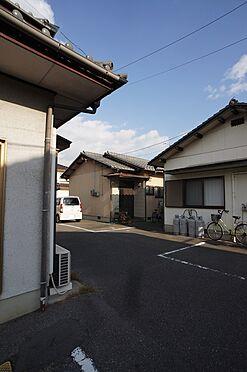 建物全部その他-岡山市中区湊 ◆東側物件の外観写真です♪