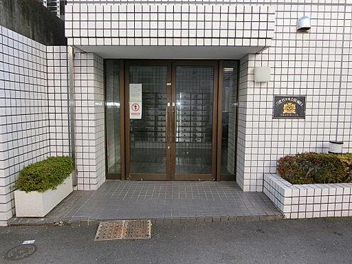 マンション(建物一部)-渋谷区代々木3丁目 エントランスアプローチ