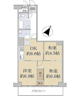 区分マンション-大阪市西淀川区佃3丁目 図面より現況を優先します。
