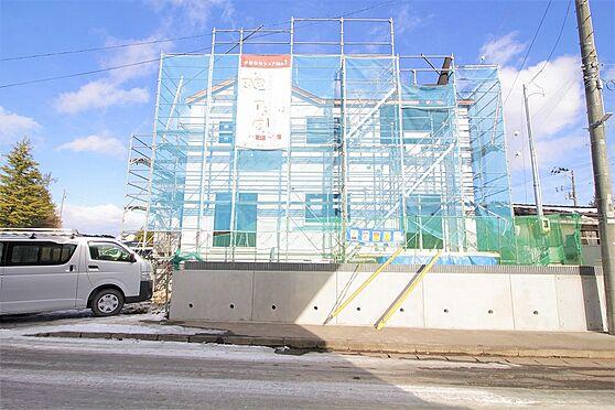 新築一戸建て-仙台市太白区太白1丁目 外観
