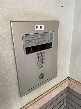 中古マンション-北本市朝日2丁目 オートロックでセキュリティー安心