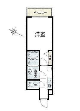 マンション(建物一部)-神戸市兵庫区中道通1丁目 間取り