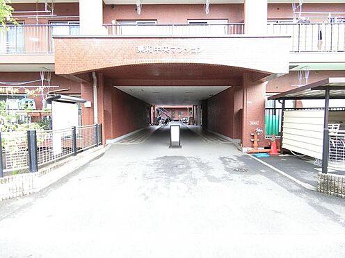 中古マンション-足立区東和3丁目 管理体制良好なエントランス