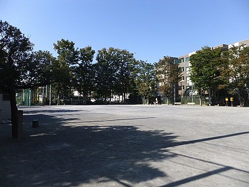 中古一戸建て-中野区東中野2丁目 【公園】やまぶき公園・谷戸運動公園まで439m