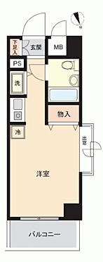 マンション(建物一部)-横浜市中区英町 間取り