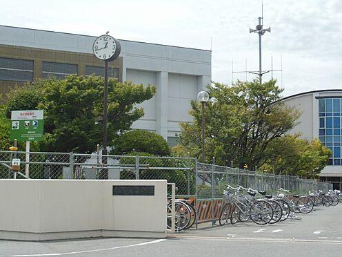 土地-西尾市道光寺町西縄 鶴城中学校 約1090m