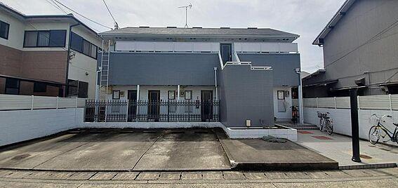 アパート-名古屋市北区喜惣治1丁目 外観