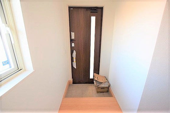 新築一戸建て-仙台市若林区大和町1丁目 玄関