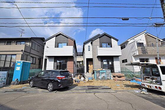 新築一戸建て-仙台市宮城野区鶴ケ谷5丁目 外観
