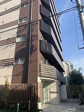 区分マンション-新宿区早稲田鶴巻町 外観