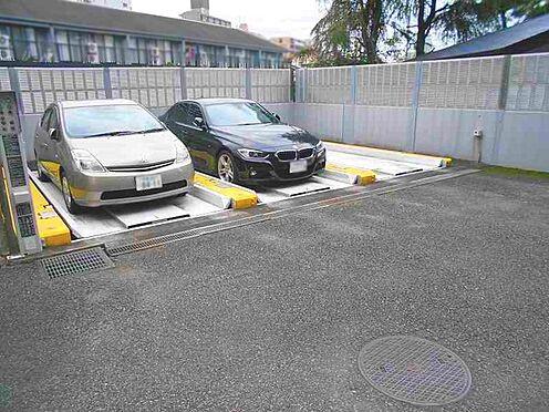中古マンション-日野市落川 駐車場