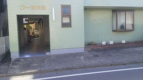 マンション(建物全部)-川越市野田町2丁目 1階入口付近