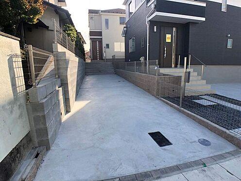 新築一戸建て-名古屋市緑区神沢2丁目 駐車場