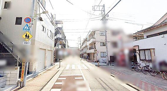 アパート-大田区下丸子4丁目 周辺