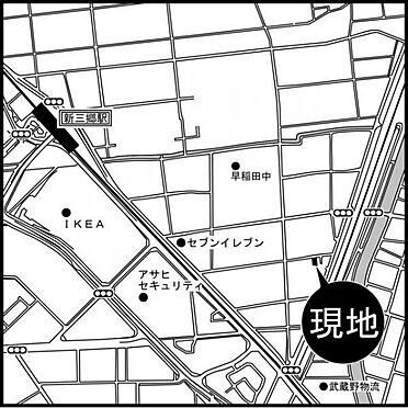 土地-三郷市彦成5丁目 その他
