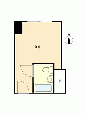 マンション(建物一部)-成田市新田 間取り